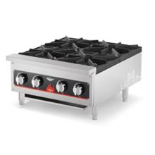 """Vollrath 40737 Cayenne® Natural Gas 24"""" Hot Plate"""