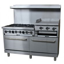 "Darling Food Service 60"" Range With 24"" Griddle / Broiler"