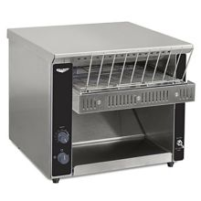 Vollrath CT2BH-120400 120V 400 Slice/Hr Bagel and Bun Conveyor Toaster