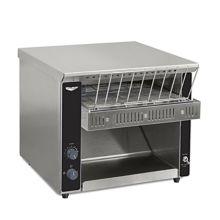 Vollrath CT2B-120500 120V 500 Slice/Hr Bagel and Bun Conveyor Toaster