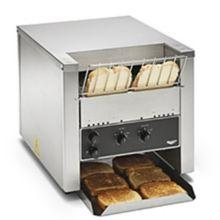 Vollrath CT2H-120250 120 Volt 250 Slice Per Hour Conveyor Toaster