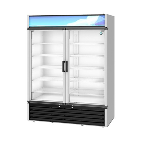 Hoshizaki RM-49 Merchandiser With Swing Doors