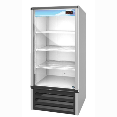 Hoshizaki RM-10 Merchandiser With 25.5 Inch Swing Doors