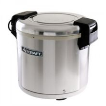 Admiral Craft RW-E50 Stainless Steel 50-Cup Rice Warmer