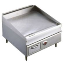 Wells Manufacturing 2424G Natural Gas Countertop Griddle