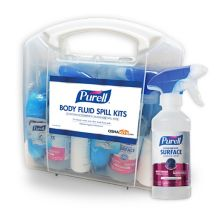Northfield Medical VCK6000PR Double Pack Body Fluid Clean Up Kit
