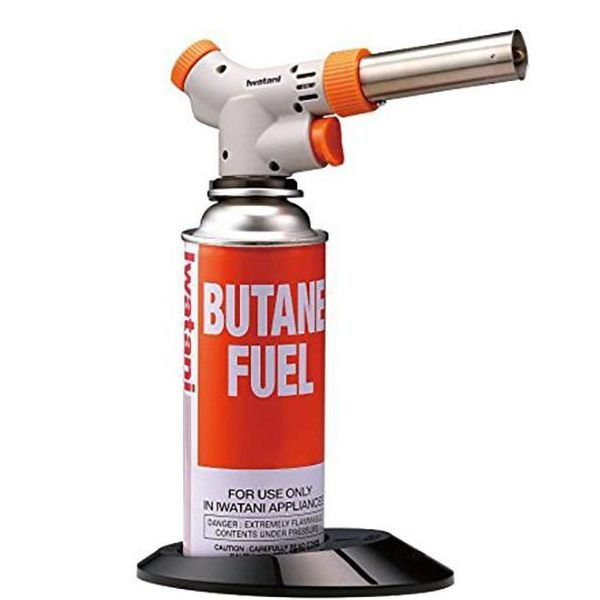 Iwatani CB-TC-CJ2 PRO PLUS Hi-Power Butane Burner Torch