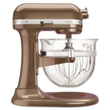 KitchenAid KF26M1QTF Toffee 6 Quart Pro 600 Deluxe Stand Mixer