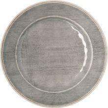 "Carlisle 6400118 Grove Smoke 11"" Dinner Plate - 12 / CS"