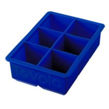 "Tovolo 80-5521 6-Opening 2"" Ice Cube Tray"