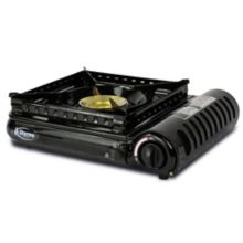 Sterno Products 50182 Portable Butane Stove with Wind Guard
