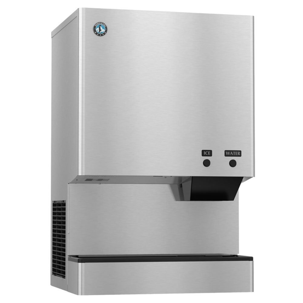 Hoshizaki DCM-300BAH S/S 321 Lb. Cubelet Style Ice Maker and Dispenser