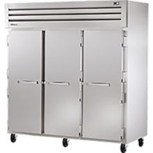 True Food Service STG3F-3S 3-Section -10°F Reach-In Freezer