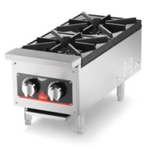 """Vollrath® 40736 Cayenne® 12"""" Gas Countertop Hot Plate"""