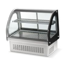"""Vollrath® 40846 Heated 48"""" Curved Drop-In Display Case"""
