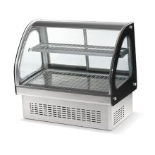 """Vollrath® 40847 Heated 60"""" Curved Drop-In Display Case"""