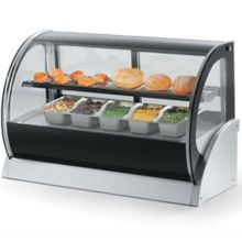 """Vollrath® 40856 Heated 48"""" Curved Display Case"""