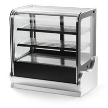 """Vollrath® 40865 Heated 36"""" Cubed Glass Display Case"""