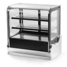 """Vollrath® 40867 Heated 60"""" Cubed Glass Display Case"""