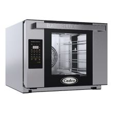 Cadco XAFT-04HS-LD Bakerlux Heavy-Duty LED Convection Oven