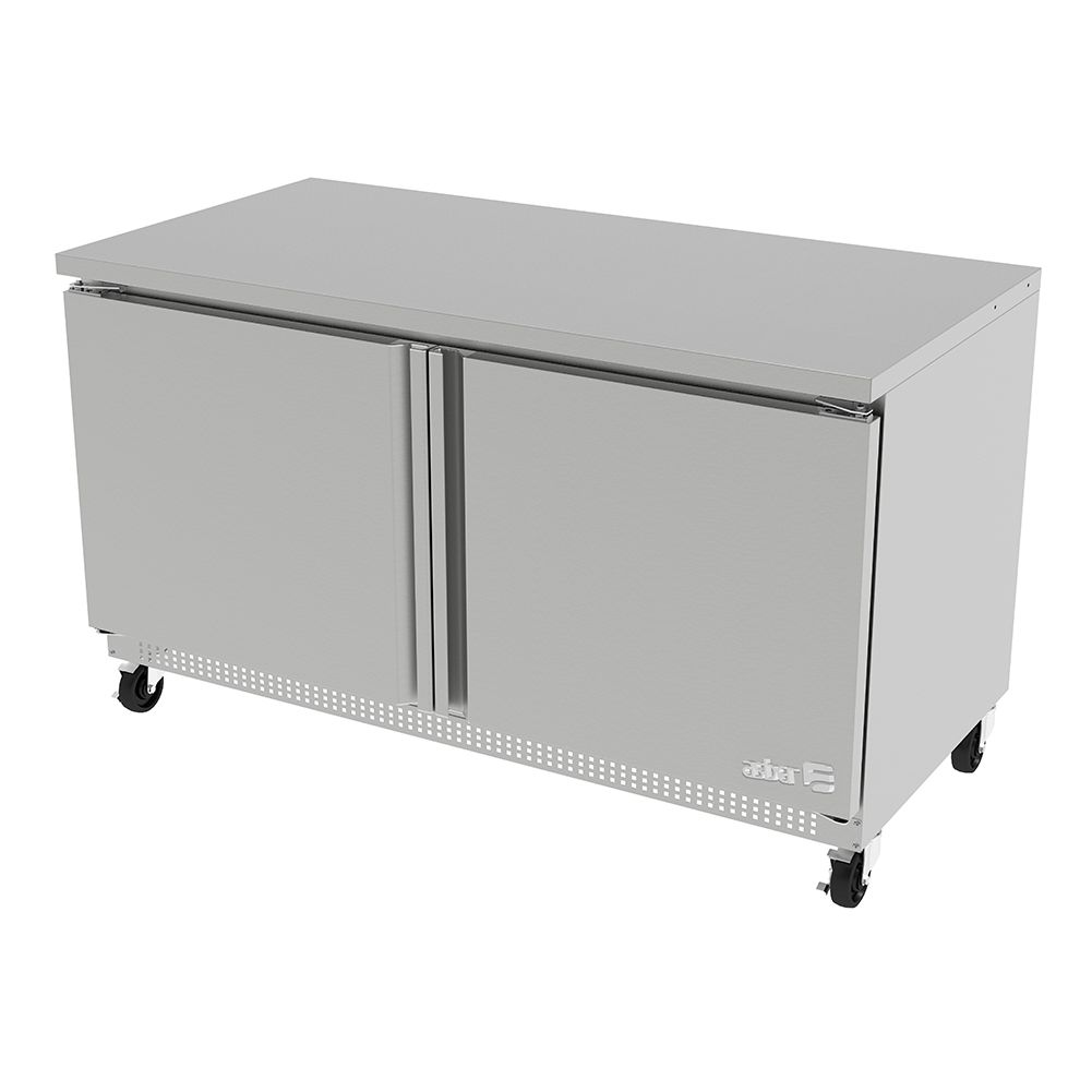 Darling Food Service S/S 2-Door 60