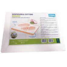 Tomorrows Kitchen 46840612 Disposable 10 x 14 Cutting Board - 10 / PK