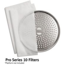 Toddy TPS10TF50 Pro Series 10 Gallon Cold Brew Filter Paper - 50 / CS