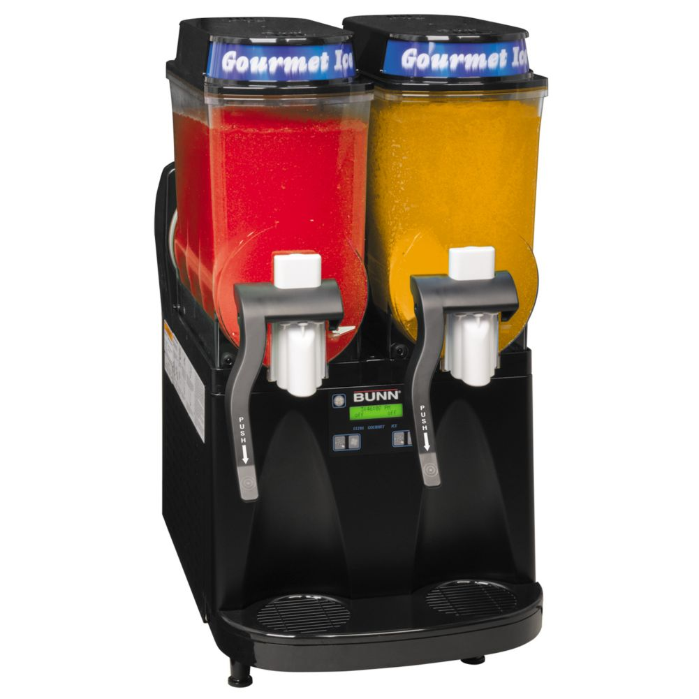 Bunn 34000.008 Ultra 2 Double 3 Gallon Frozen Drink Machine