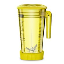 Waring® CAC95-03 Yellow 64 Oz. Jar for MX Series Blenders