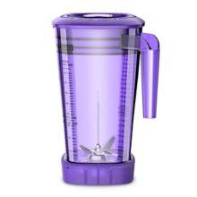 Waring® CAC95-10 Purple 64 Oz. Jar for MX Series Blenders