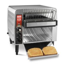 Waring® Commercial CTS1000B 208V Conveyor Toaster