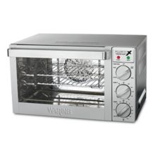 Waring® Commercial WCO250X 120V Quarter Size Convection Oven