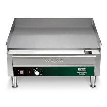 """Waring® Commercial WGR240X 240V Aluminum 24"""" Commercial Griddle"""