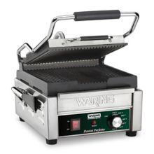 Waring® Commercial WPG150B Panini Perfecto 208V Panini Grill