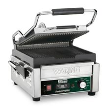Waring® Commercial WPG150T Panini Perfecto 120V Panini Grill