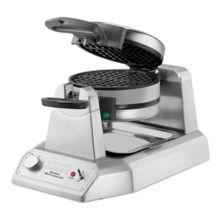 Waring® Commercial WWD200 120V Double Waffle Maker