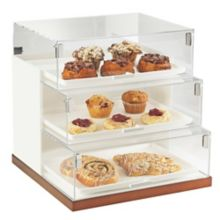 Cal-Mil 3020-55 Luxe White 3-Tier Display