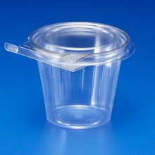 Inline Plastics 39350150 Tamper Evident Fruit Cup with Lid - 256 / CS