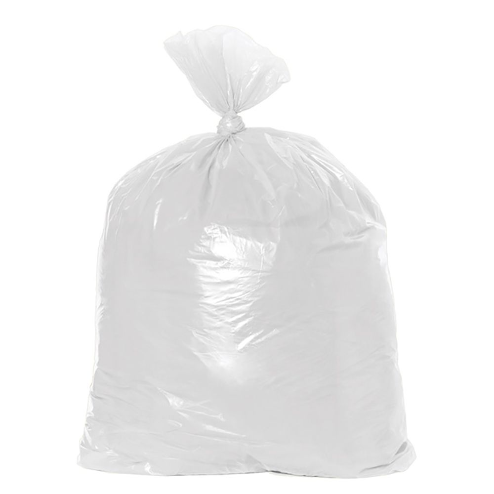 Darling Food Service Natural 40 - 50 Gal High Density Liner - 250 / CS