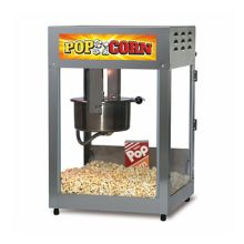 Gold Medal® 2552 PopMaxx Electric S/S 12 / 14 Ounce Popcorn Popper