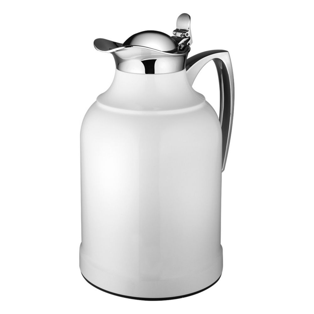 Alfi AG1510WH2 White 1.5 Liter Beverage Server - 2 / CS