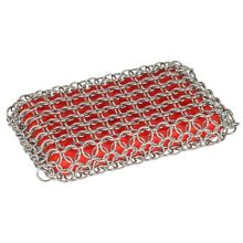 Lodge® ACM10R41 Red Chainmail Scrubbing Pad