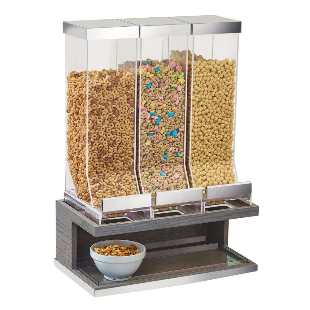 Cal-Mil 3823-83 Ashwood Cereal Dispenser