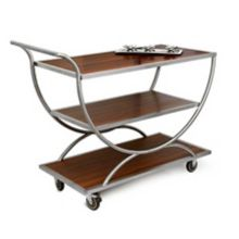 Eastern Tabletop WT6838 3-Tier Multi-Purpose Service Cart