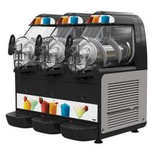 Vollrath VCBA168-37 Granita Frozen Drink Machine w/ (3) 6 Liter Bowls