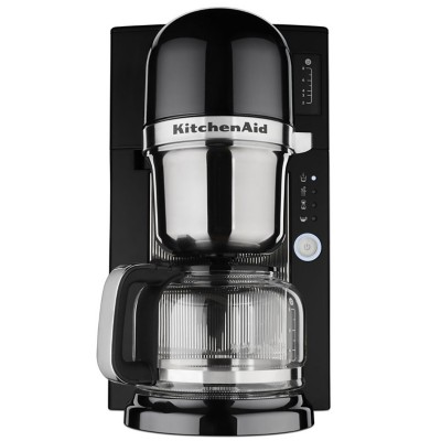 KitchenAid Onyx Black 8-Cup Pour Over Coffee Brewer