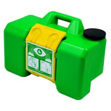 T & S Brass EW-7501 Portable 9 Gallon Eye Wash Station