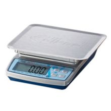 Edlund BRV-160 OP 10 Pound Digital Portion Scale w/ Oversized Platform
