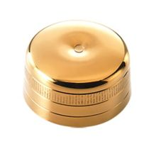 Mercer Culinary M37039GD-CAP Barfly Gold Plated Cap for Bar Shaker
