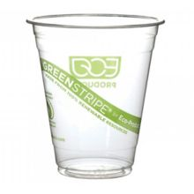 Eco Products EP-CC12-GS GreenStripe® 12 Ounce Cold Cup - 1000 / CS